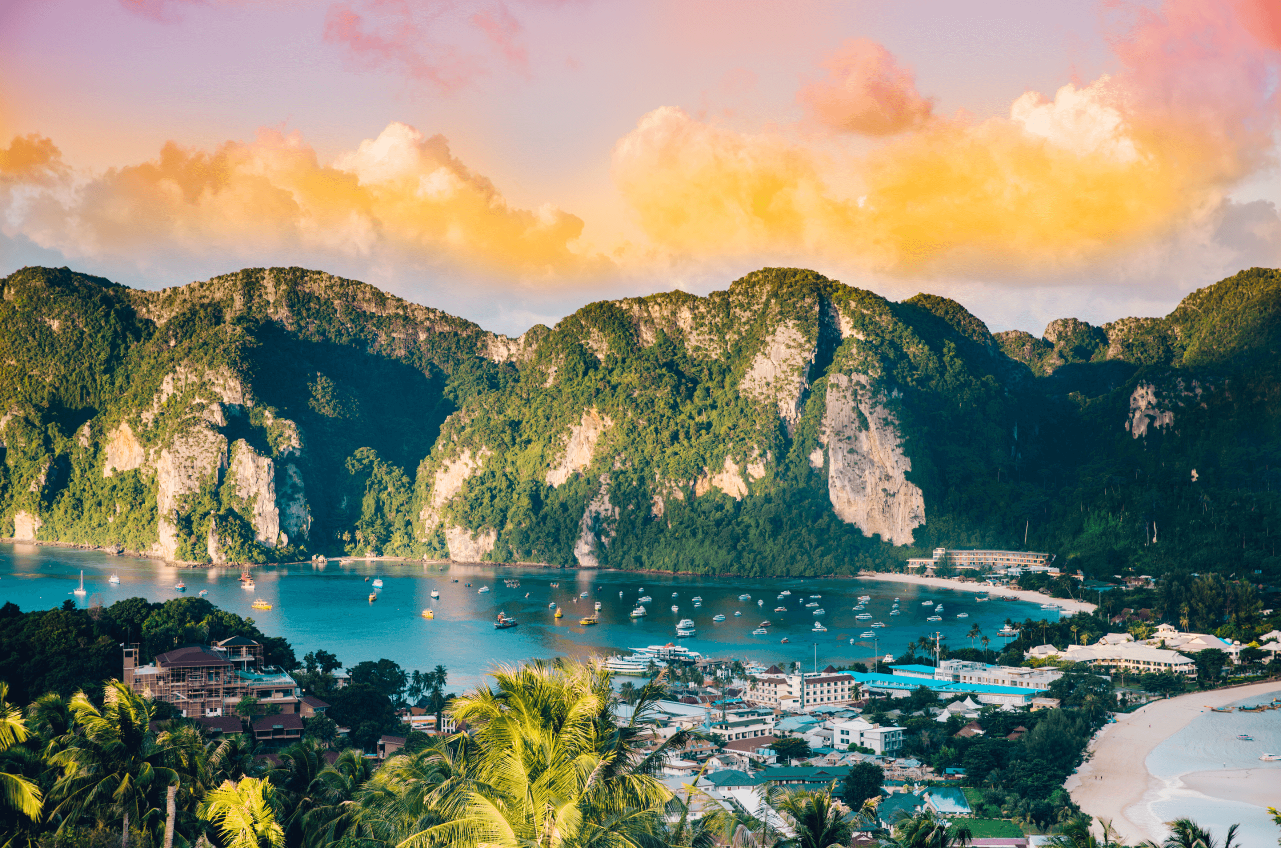 10 most romantic place in Thailand